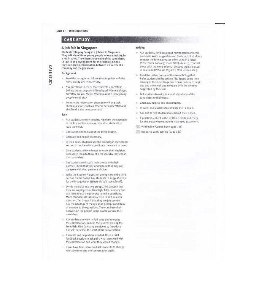 Market Leader 3rd Edition Elementary Teacher\'s Resource