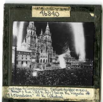Anonymous Photographer Santiago de Compostela, The Department of the History of Art, Oxford