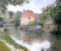 Somerscales John Oxford Art Society