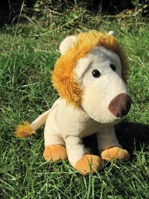Hear the lion's roar