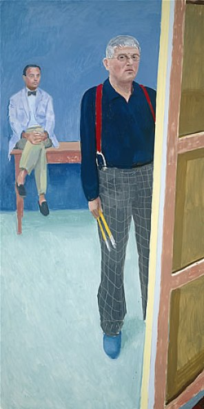 David Hockney, July 7 1937