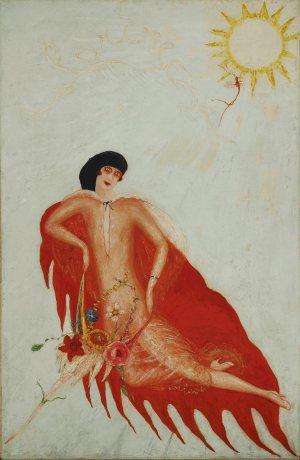 Florine Stettheimer, born 19 Aug, 1871
