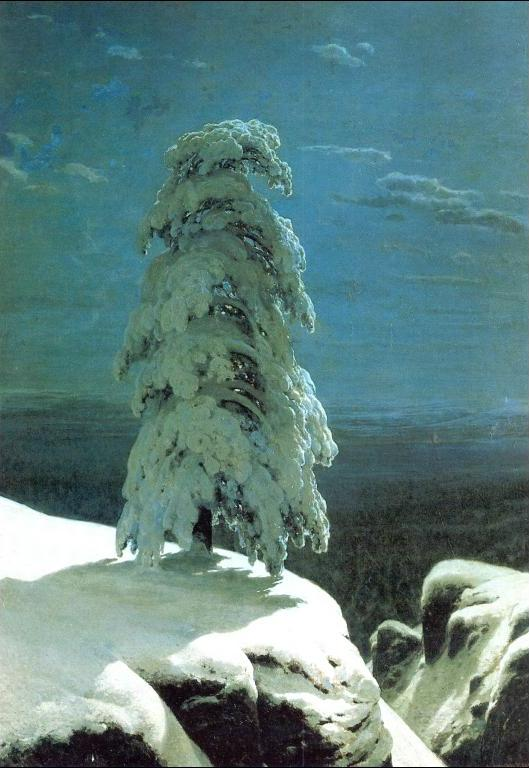 In the Wild North -- Ivan Shishkin