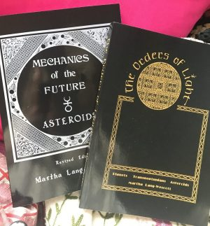 Two books by Martha Lang-Wescott