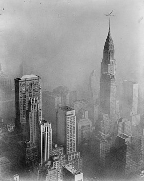 The NYC smog of 1966 -- when Saturn opposed Pluto-Uranus.