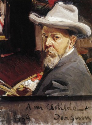 Joaquin Sorolla y Bastida born 27 February 1863