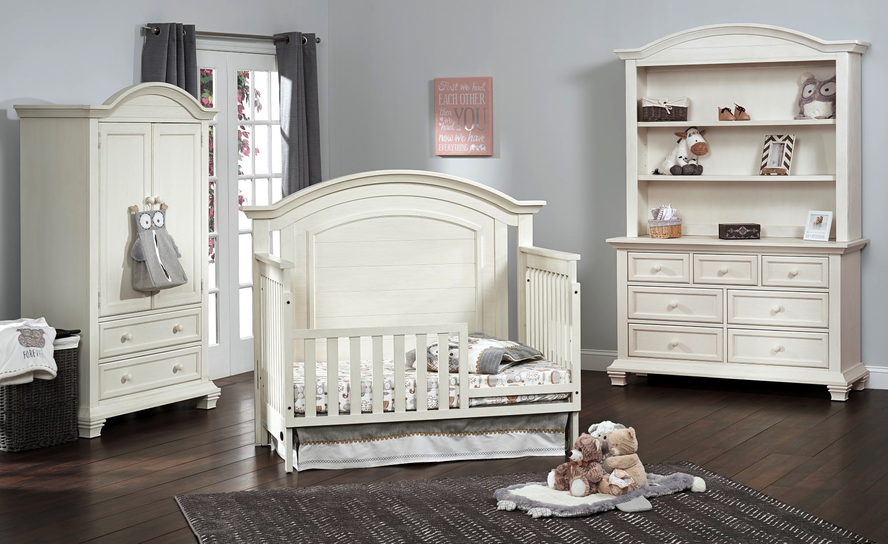 Cottage Cove  Vintage White Collection Set  Oxford Baby