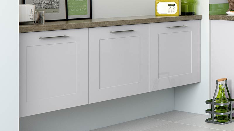 floating kitchen cabinets blenders bespoke design oxford