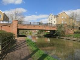 Elizabeth Jennings Way Bridge