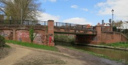 Frenchay Road Bridge 2