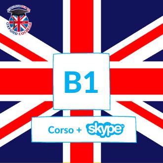 Corso + skype B1