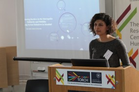 Panel 3 - Ayşe Şanlı - Envisioning Borders in the Metropolis: Solidarity and Mobility among Syrian Initiatives in Istanbul