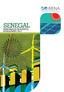 Senegal RRA front page