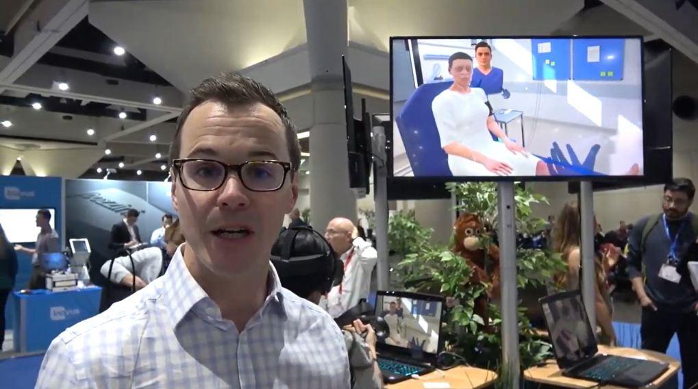 IMSH 2020 VR - OMS