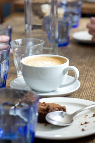 Coffee and Cake, Handle Bar Cafe