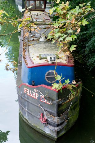 Sharp End, Oxford Canal