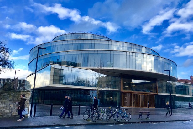Blavatnik School of Government Studies Building © Lorna R.