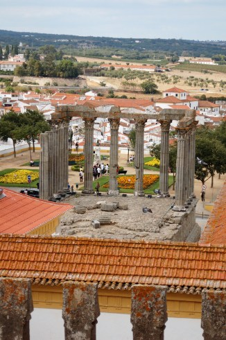 Évora 2009 – Roman temple of Diana - Portugal