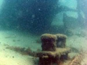 photo of the Sand barges