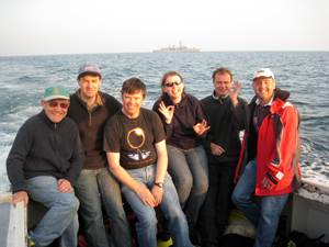 September 2008 Alex van Opstal expedition team photo