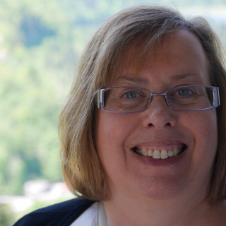 Annette Ahern, OCF's Office Guru