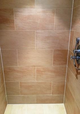 Porcelain Shower After Renovation in Didcot