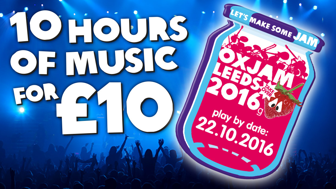 10 hours of music for £10