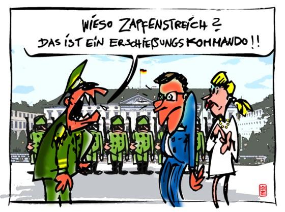 Andreas Walter - Zapfenstreich