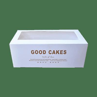 Custom Printed Bakery Boxes Oxo Packaging