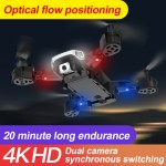 R2s mini drone with 1080 camera and gps HD Gesture photo shooting fixed height Professional Foldable Drones