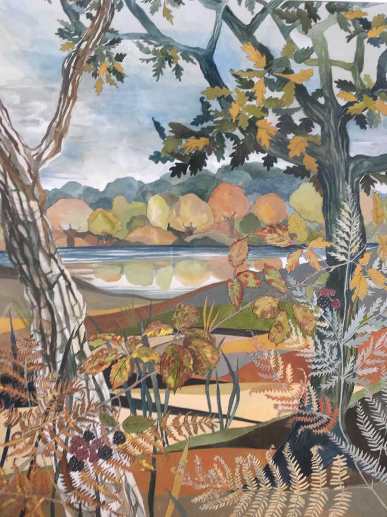 Autumn, Oakmere