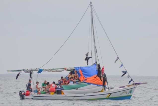 24 Pêcheurs du Belize