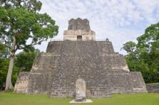 Temple Maya de Tikal