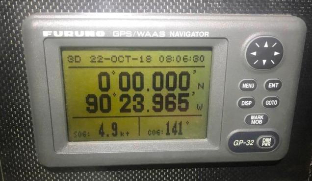 3 GPS équateur