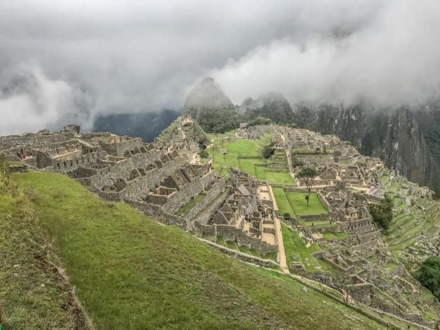 24 Machu Picchu