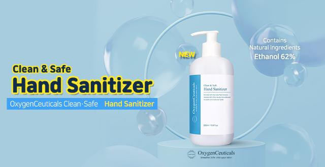 Clean & Safe Hand Sanitizer