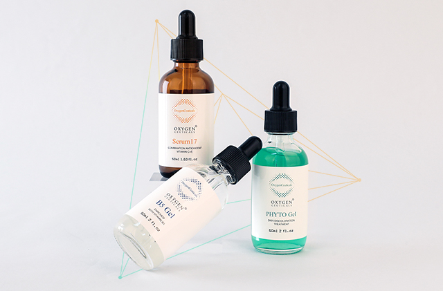 Help my Skin, Vitamin Serum Trio!