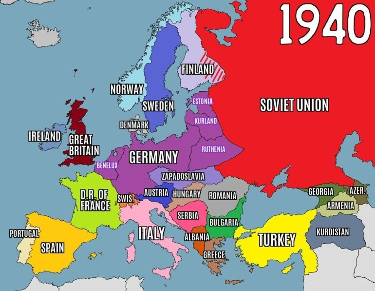 40 Maps That Explain World War I Vox Com At 1 Map Activity New with regard to Map Of Germany Before World War 1