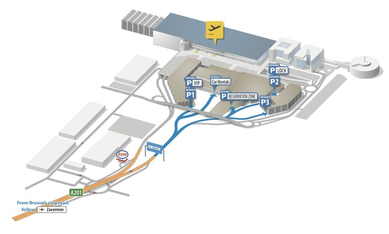 Brussels Airport Map – Zaventem | Bruxx in Hannover Germany Airport Map