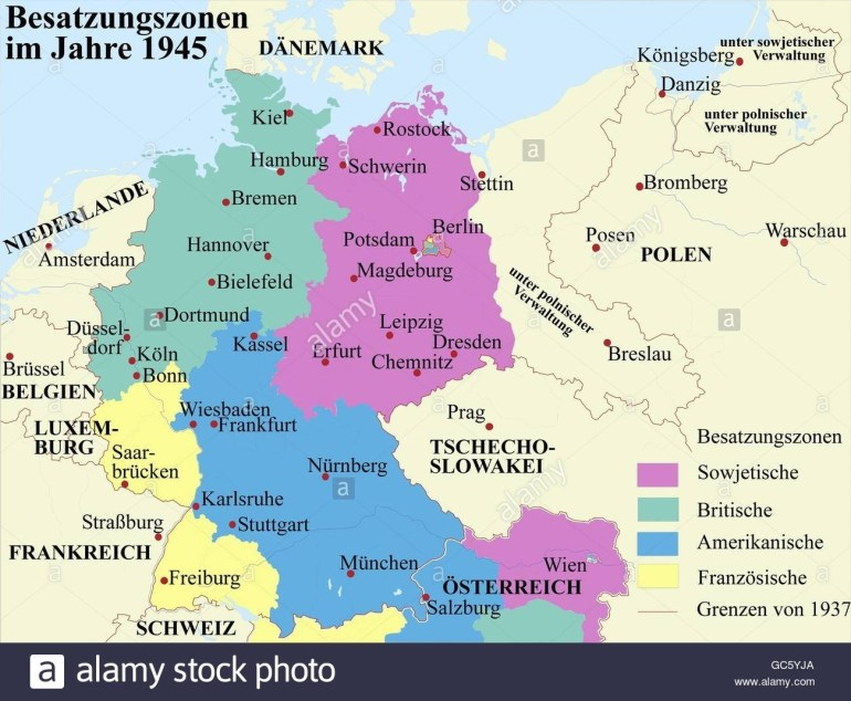 Cartography, Historical Maps, Modern Times, Germany And Austria with regard to Map Of Germany And Austria