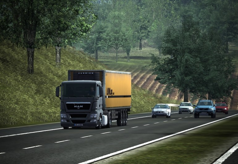 Contact Sales Limited - Product Information with regard to German Truck Simulator Europe Map Download