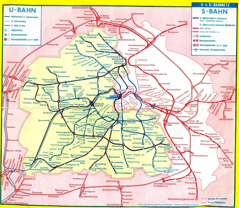 Germany Deutschland Train / Rail Maps intended for Map Of Germany Train Routes