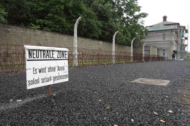 Holocaust Memorials In Germany throughout Germany Concentration Camps To Visit Map