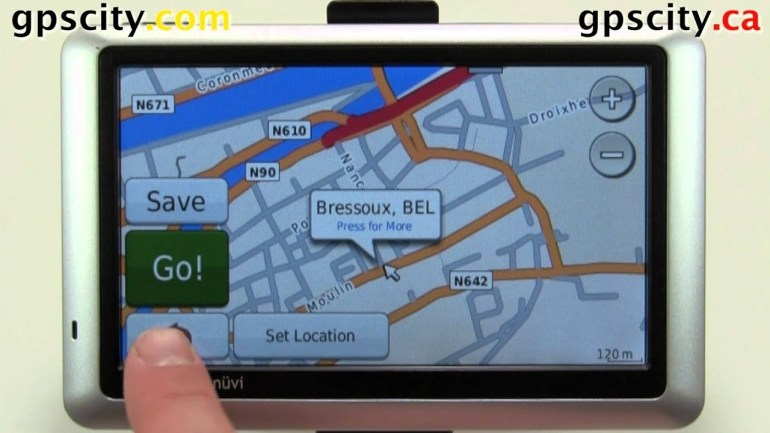 How To Install A Garmin Europe Map Card On The Nuvi 1400 Series With Gpscity pertaining to Garmin Nuvi Germany Map Download