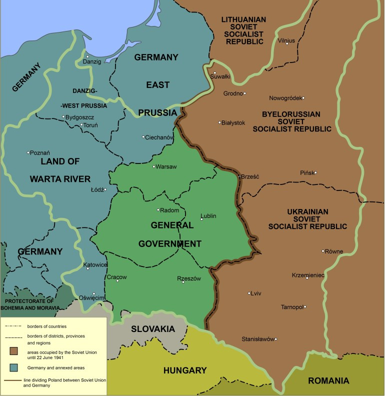 Location Of Auschwitz Concentration Camp throughout Map Of Concentration Camps In Germany And Poland