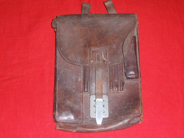 Time Traveler - Ww2 German Map Case intended for German Map Case Ww2