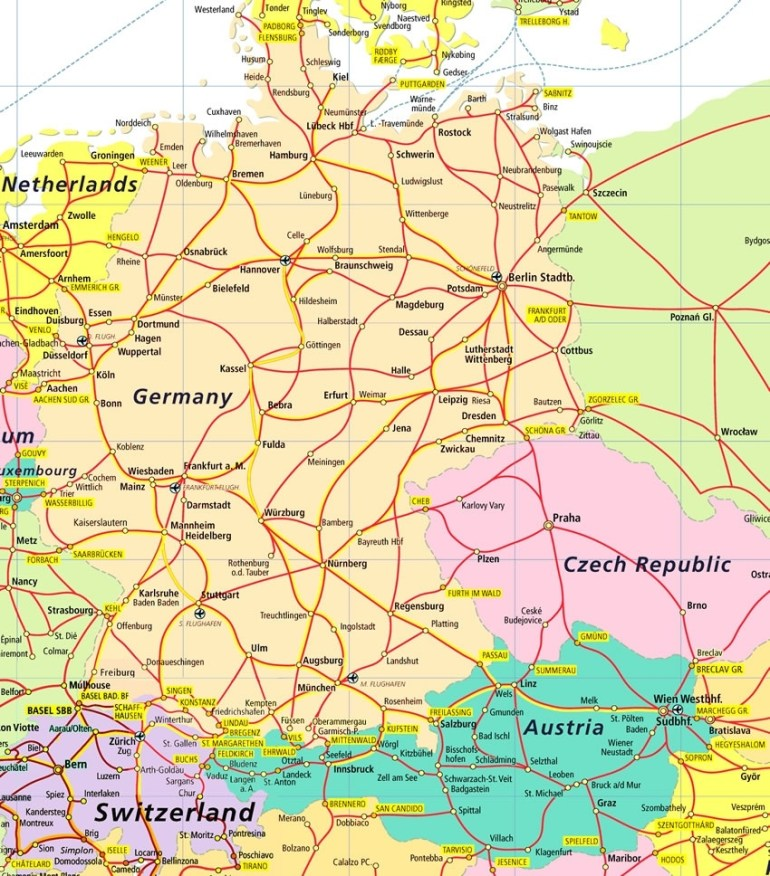 Top 10 Punto Medio Noticias | France Map Download for Tomtom Germany Map Free Download