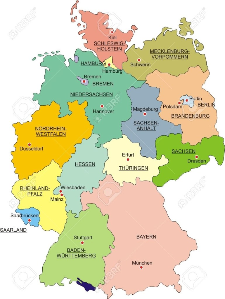 Top 10 Punto Medio Noticias   Hannover Germany City Map in Hannover Germany Map