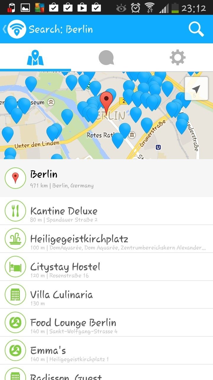 Wifi Map For Nokia Xl 2018 – Free Download Soft For Android Smartphones intended for Free Wifi Map Germany