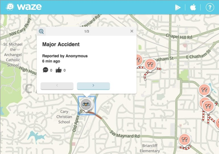 Wral Partners With Waze To Bring Triangle Drivers Real-Time throughout Waze Germany Map Download
